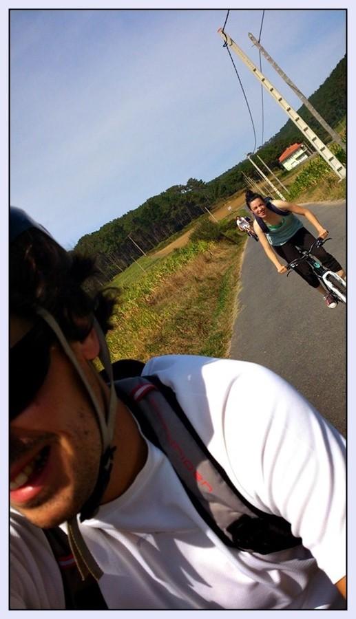 Galicia en Bici
