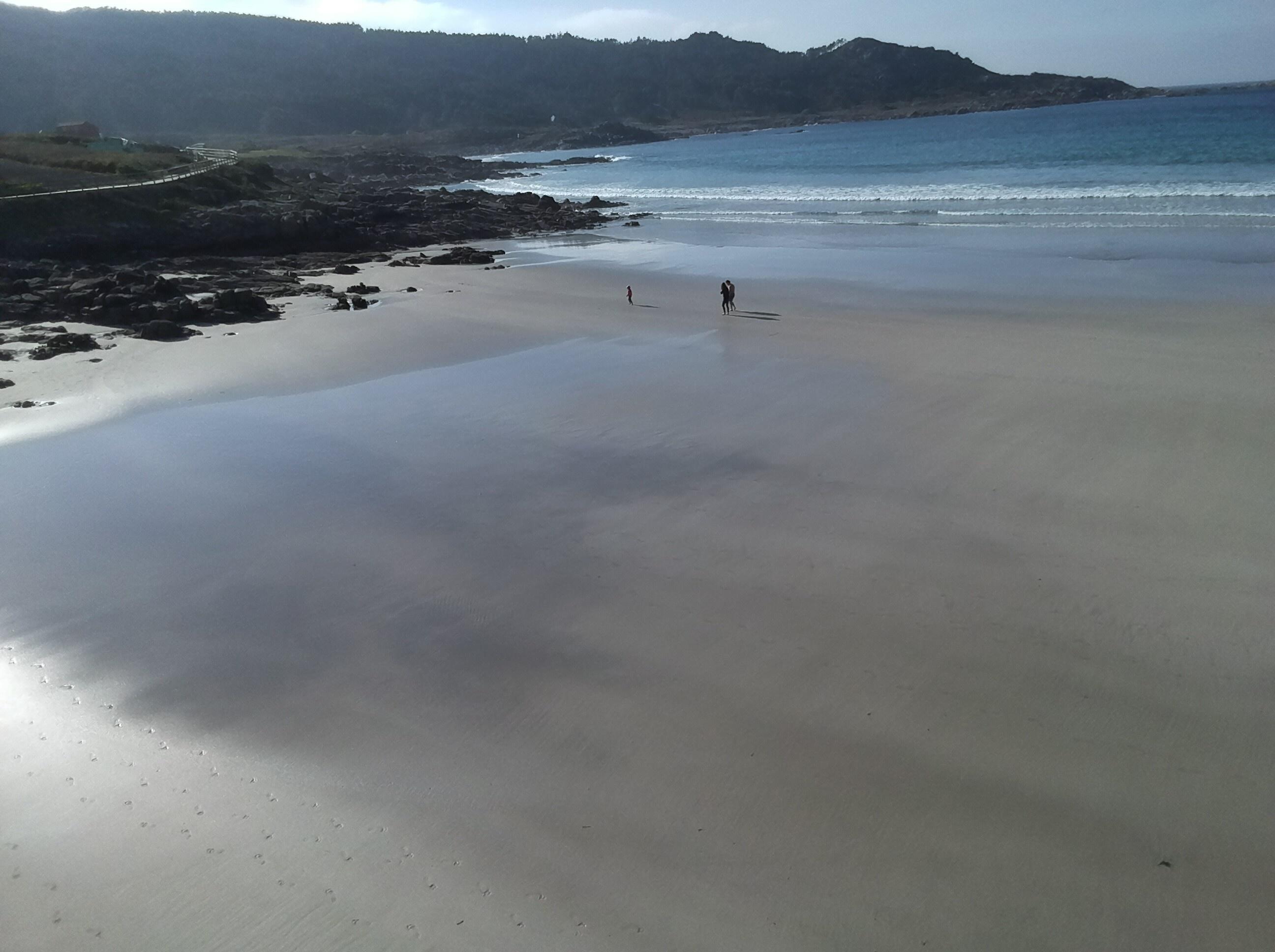increibles vistas y playa