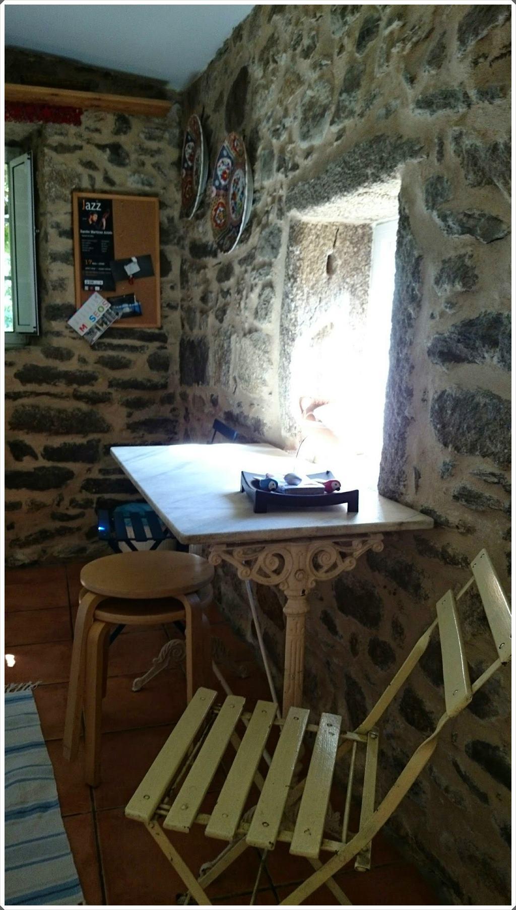 Casa Rural Restaurada en Piedra