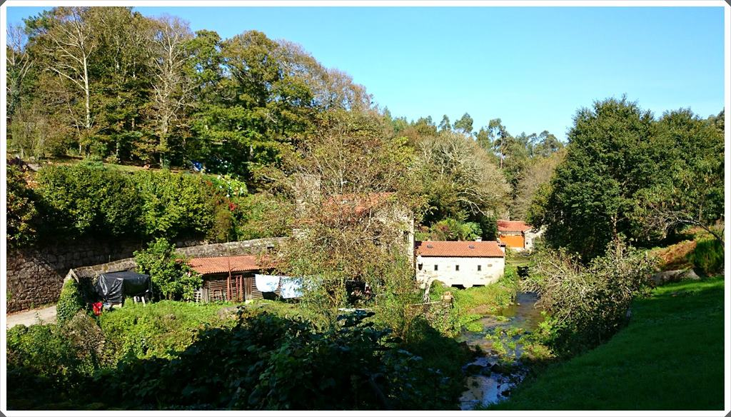 Entorno natura único muy próximo a Santiago de Compostela