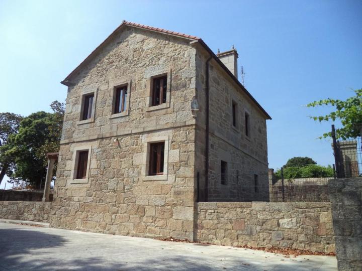 Casa rural cambados casas rurales en galicia - Casa rural rias baixas ...