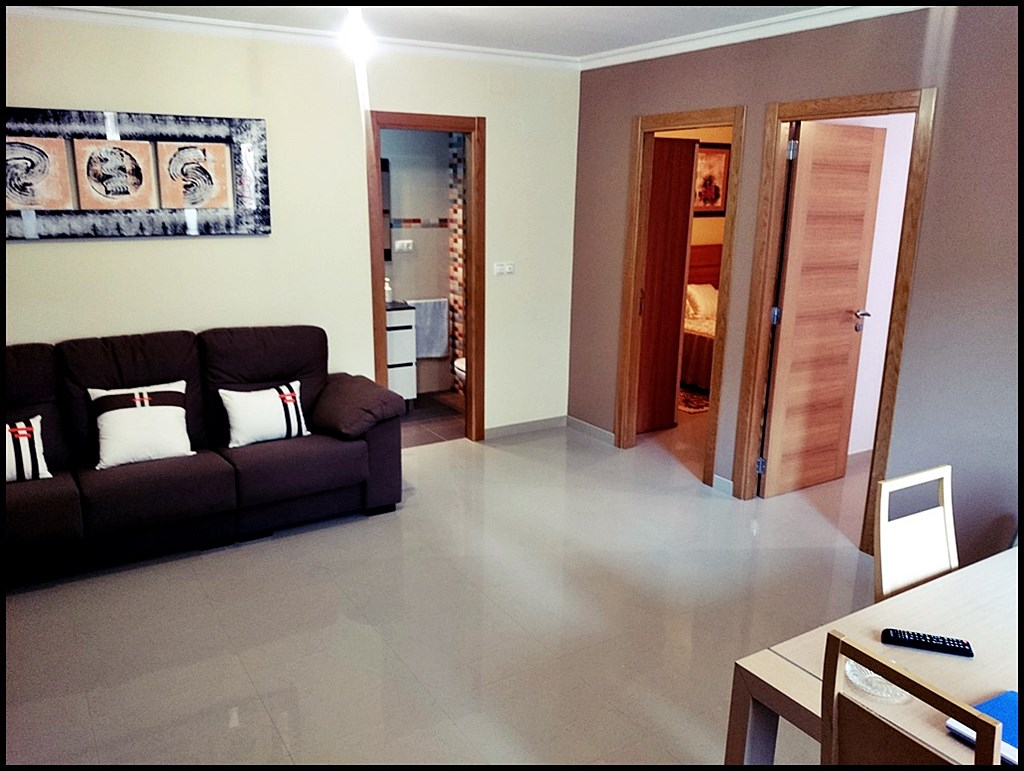 Sala Comedor Apartemento 1