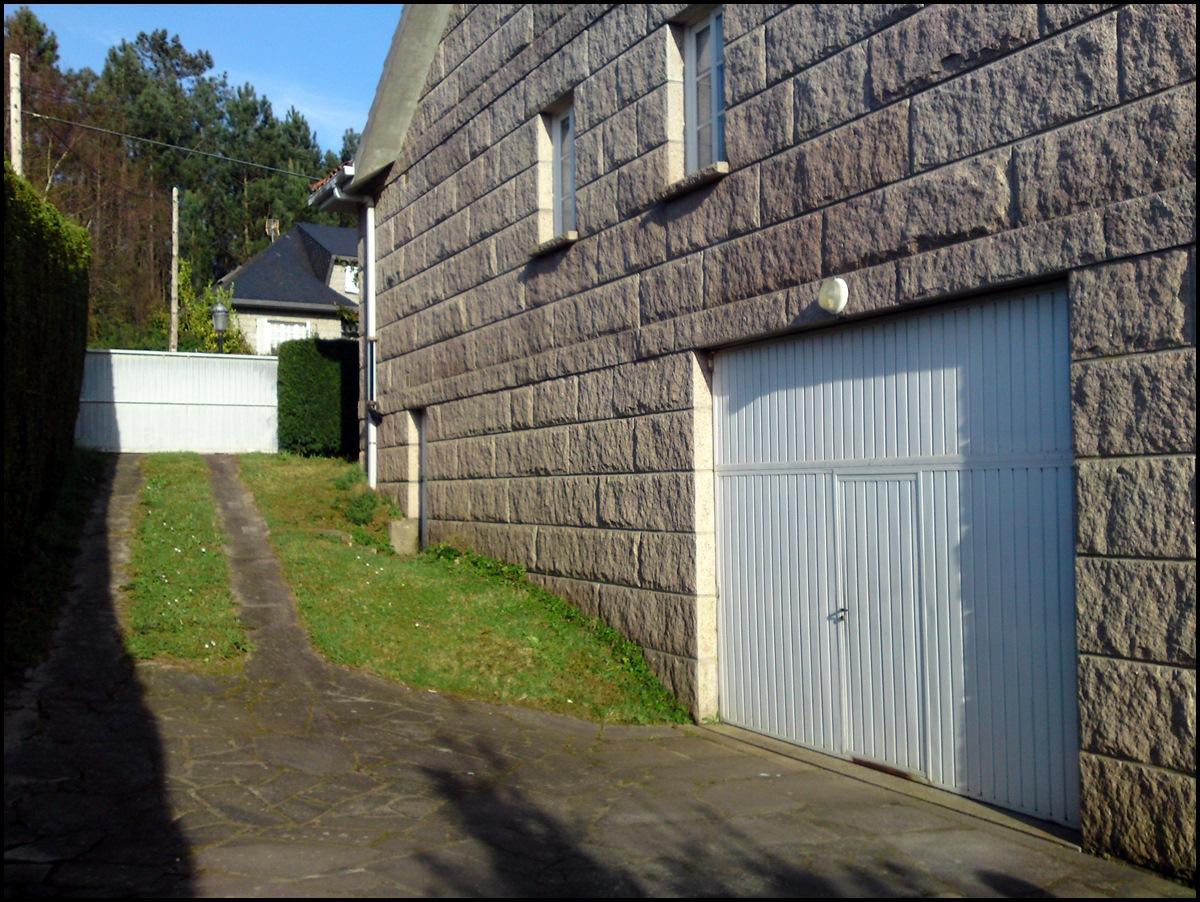 Acceso al garaje interior - privado