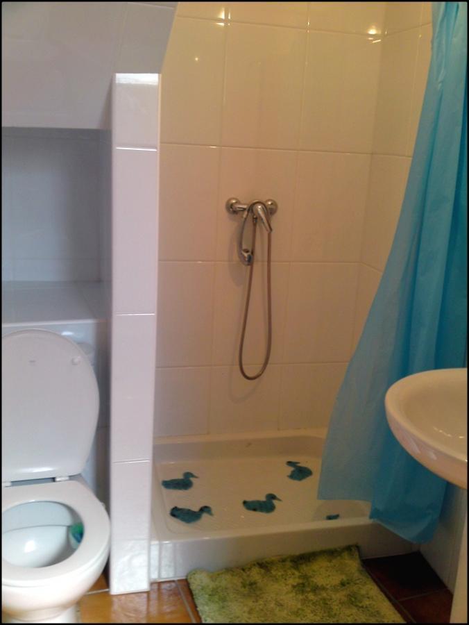 Baño completo moderno - Ducha
