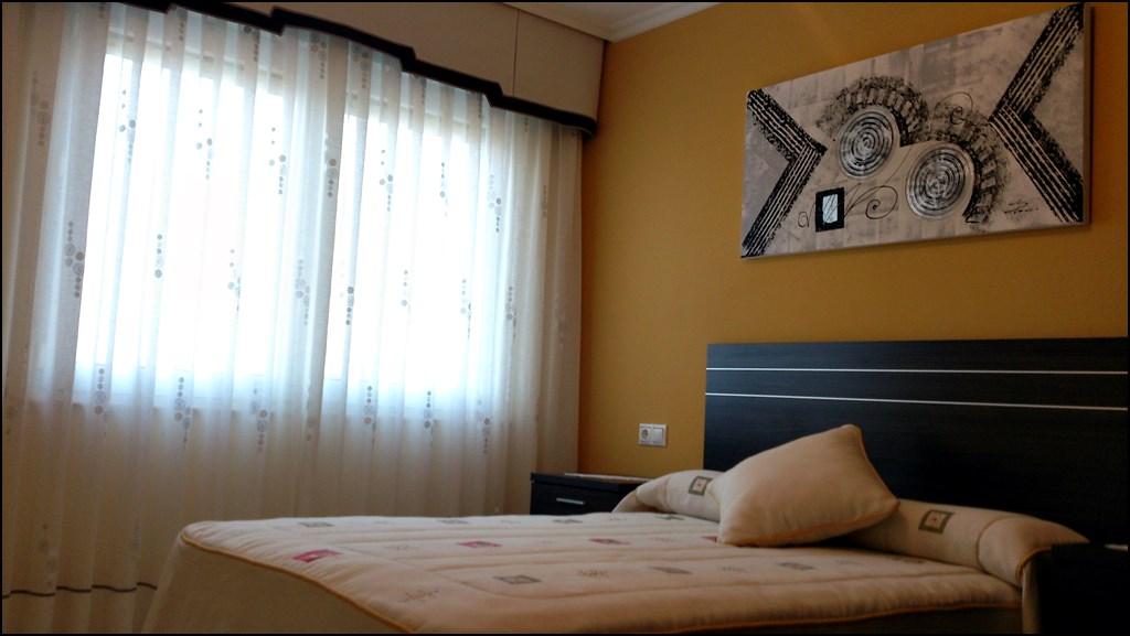 habitación 4 Decoración mobiliario moderno