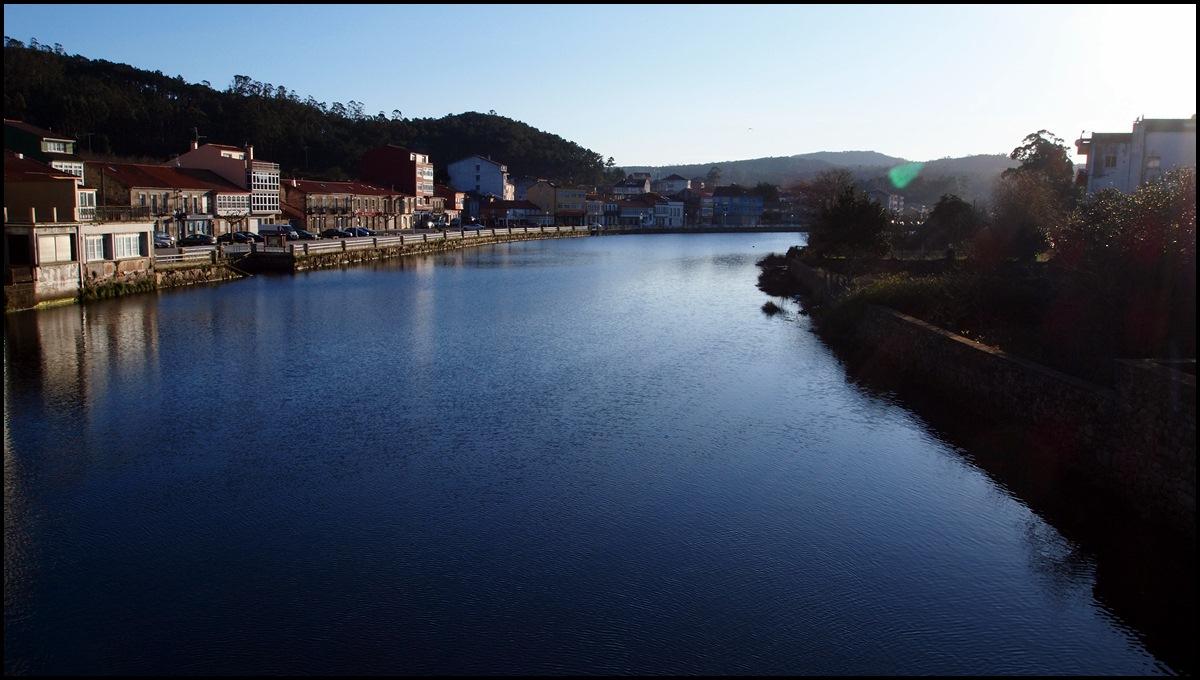 Río Grande en Ponte do Porto