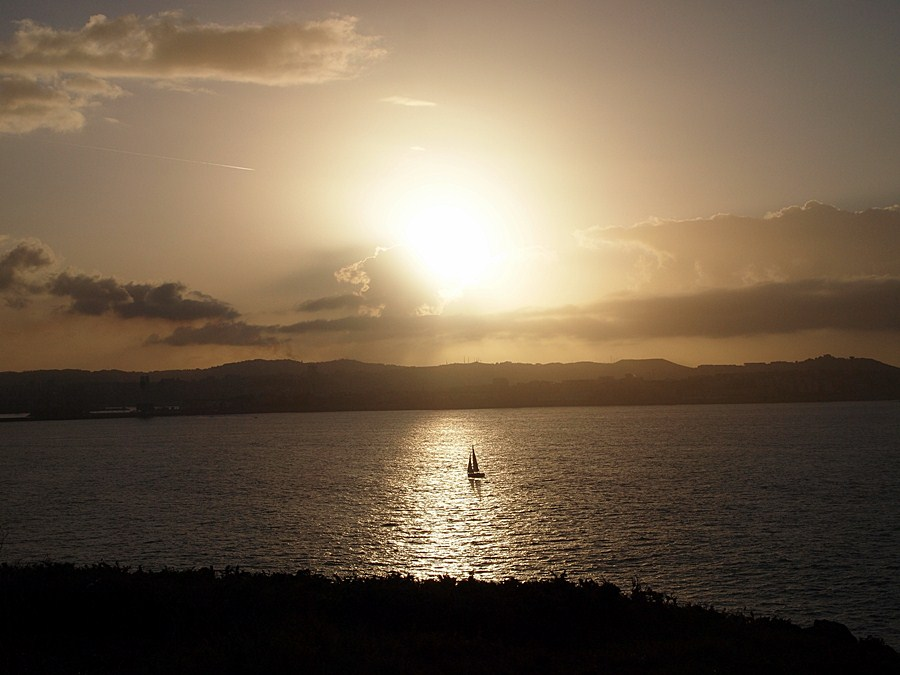 Atardecer en Costa da Morte