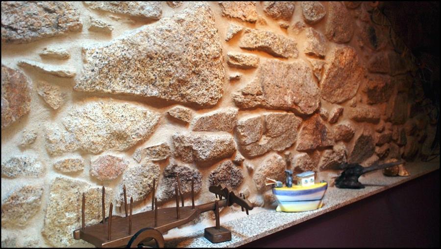 Casa de Piedra en Arou 4 personas