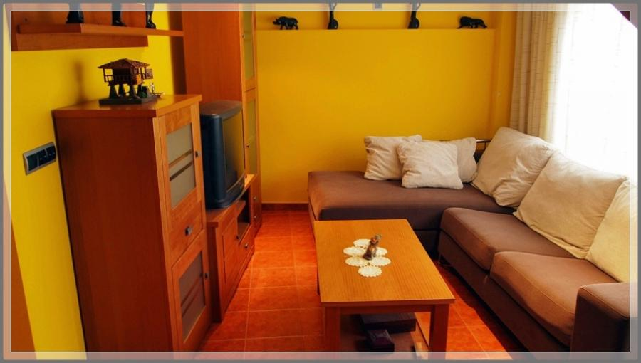Sala Principal con Tv