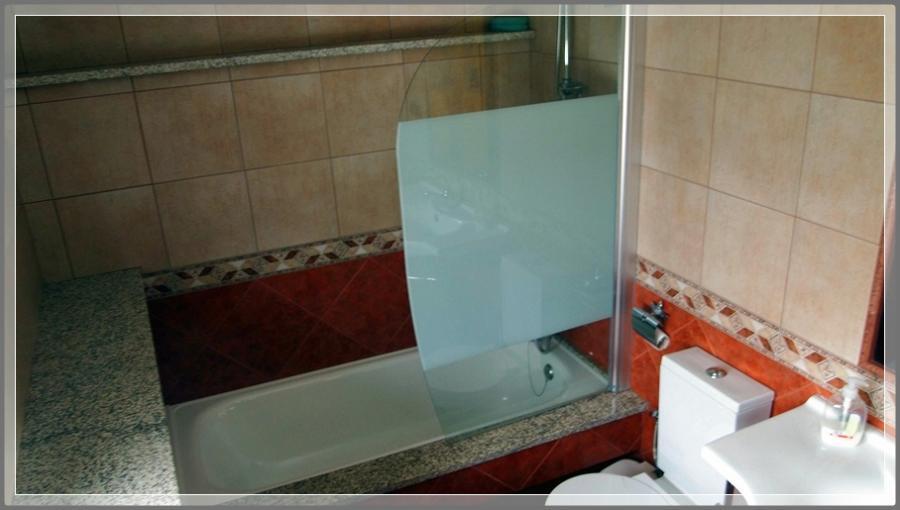 Baño completo habitación