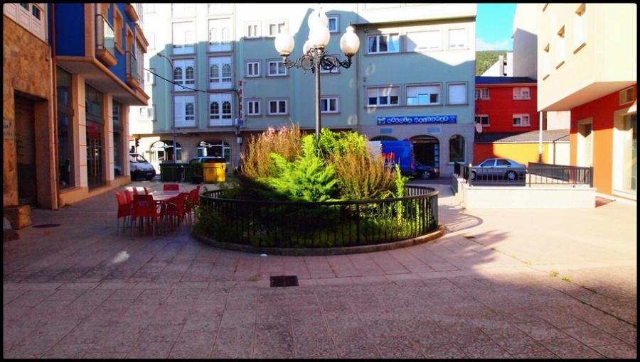 Plaza peatonal
