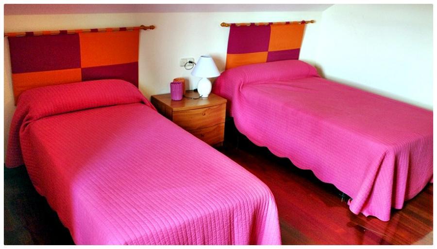 Habitación dos cama individuales