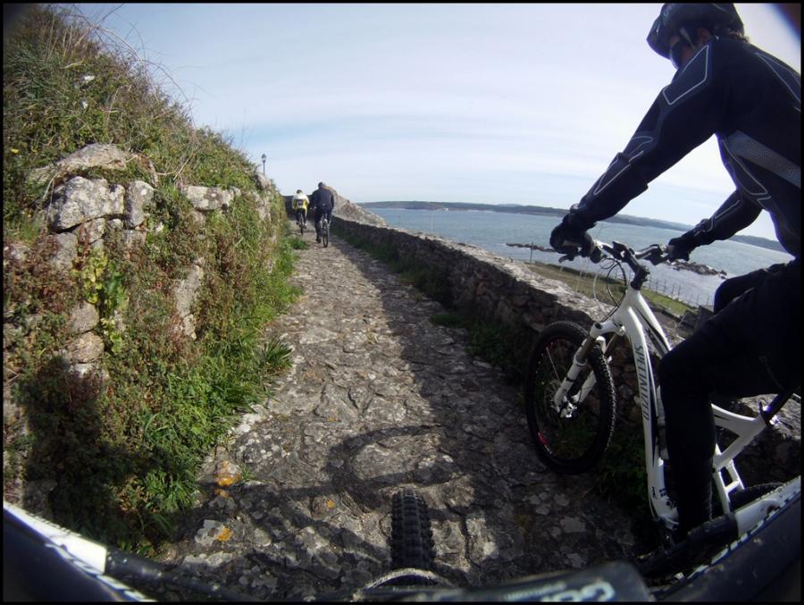 Rutas de Btt (bicicletas)