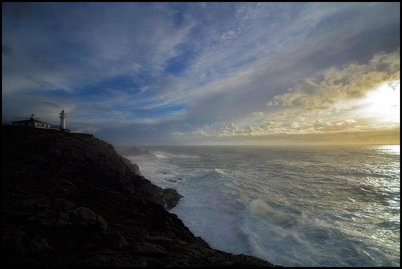 Caida del Sol Cabo Touriñán