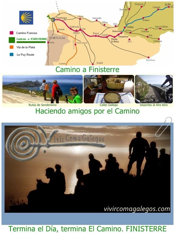 Camino de Santiago - Fisterra