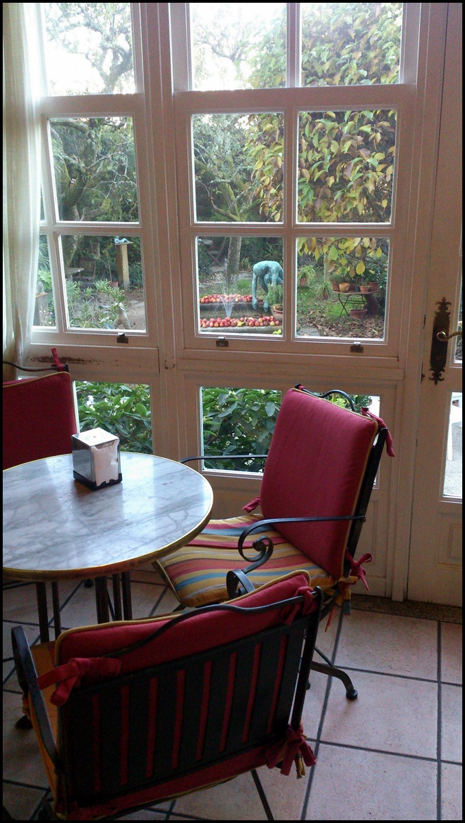 Cafetería en Santiago
