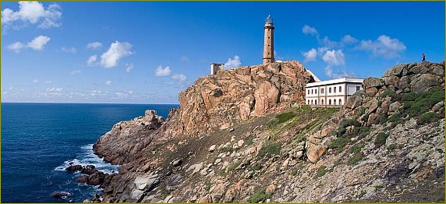 Faro Cabo Vilano - Camariñas