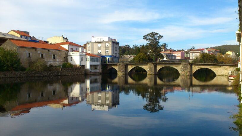Puente Romano - Río grande