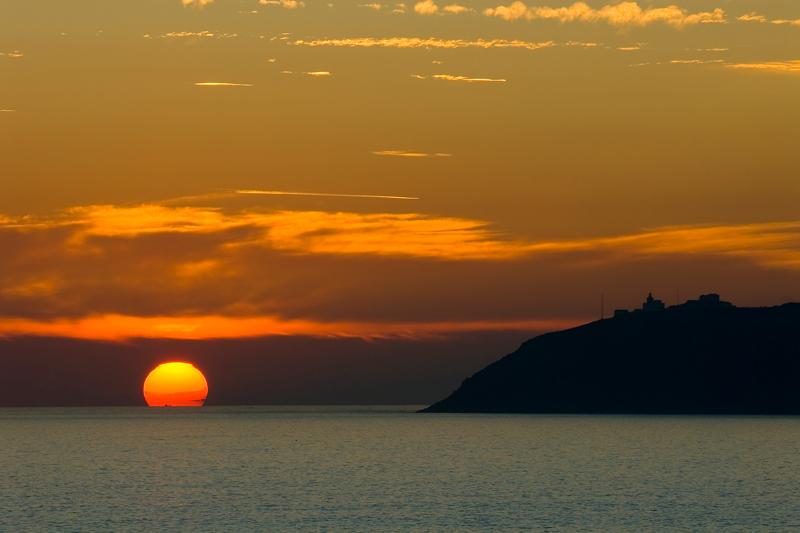 Puesta de sol - Costa da Morte