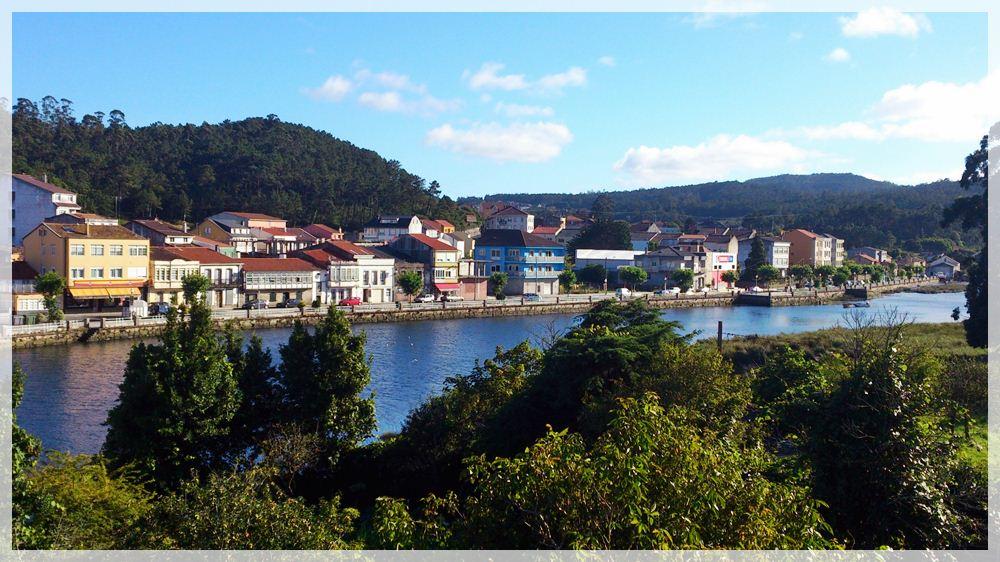 Vista Paseo y río Grande - Ponte do Porto