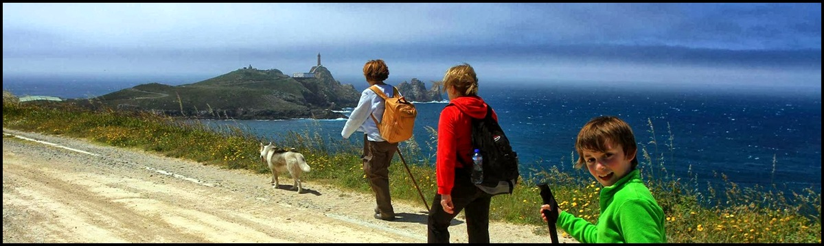 Rutas de Senderismo por Costa da Morte. Camino de Santiago a Finisterre