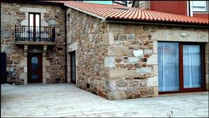 Alquiler de casa rural completa en arou casas rurales en galicia - Casas de piedra galicia ...