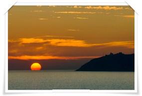 Puesta de Sol - Cabo Fisterra
