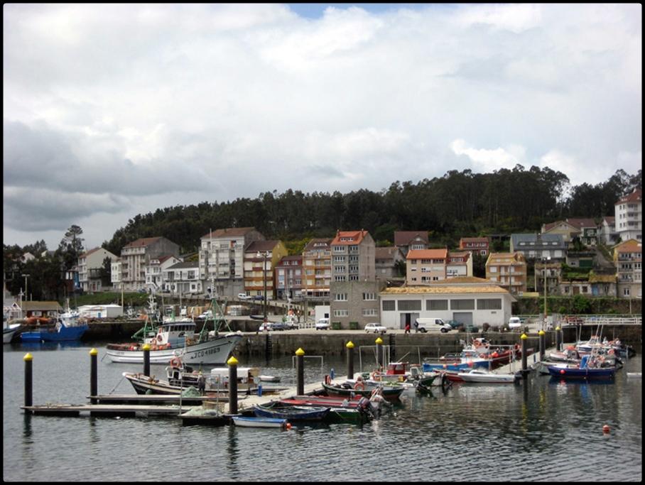 Puerto-Dársena de Camariñas