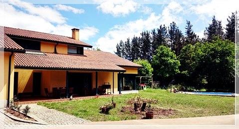 Casa de dise o sig eiro santiago de compostela casas for Casas de diseno galicia