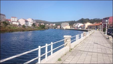 Paseo marítimo de Ponte do porto