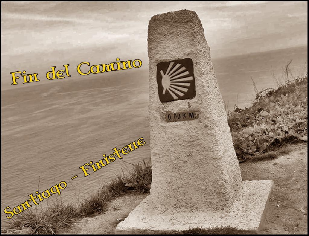 Vista Cabo de Finisterre