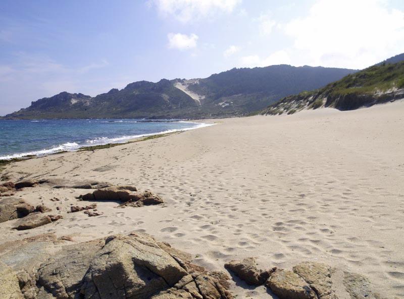 "Playa Recogida"" title=""Playa do Trece en Camariñas"